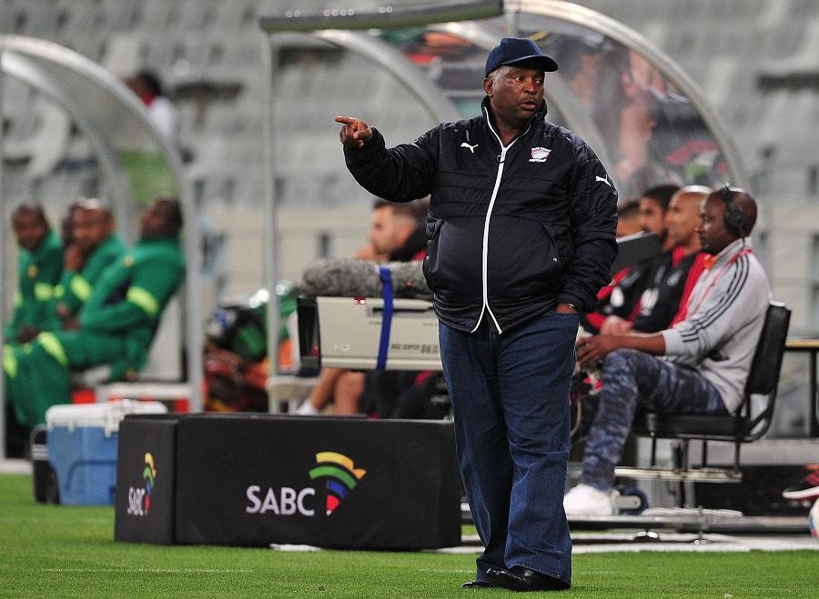 Sono kies McCarthy vir die Bafana-sitplek