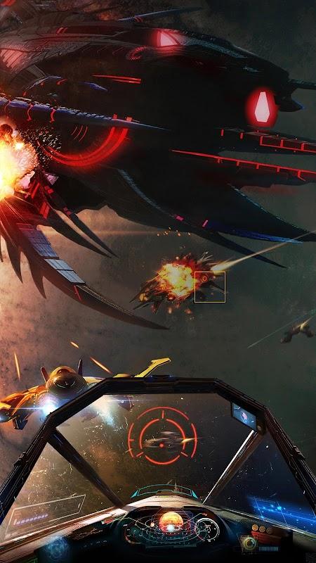Galaxy Legend - Cosmic Conquest Sci-Fi Game screenshots