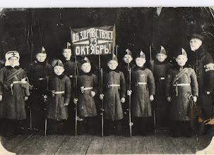 Photo: Годовщина октября. 40-е годы.