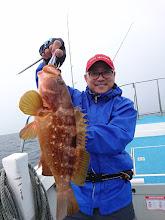 Photo: バッチリ!高級魚のキジハタ!