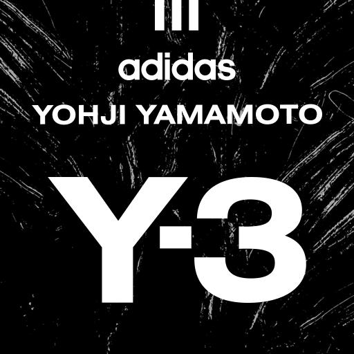 Y-3 Watch Face Icon