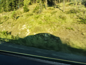 Photo: Car shadow picture!