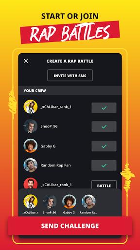 AutoRap by Smule u2013 Make Raps on Cool Beats 2.6.3 Screenshots 7