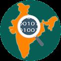 IndiaCodes STD/PIN Codes/RTO icon