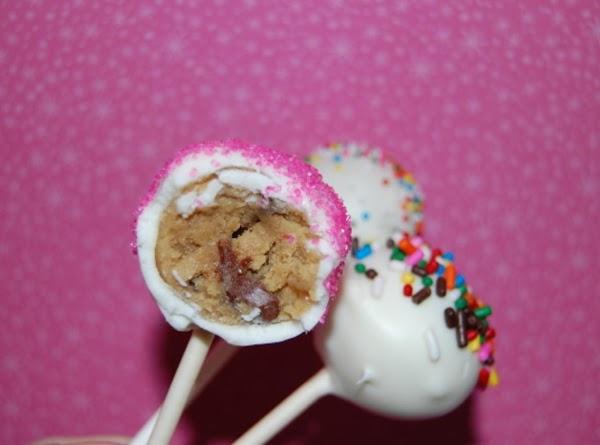 Cookie Dough Cake Pops Recipe