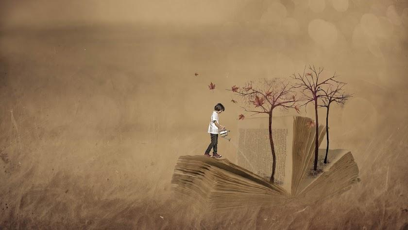 Leer alimenta la imaginación, despertando la creatividad desde edades tempranas.