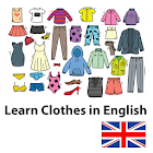 Learn Clothes in English icon