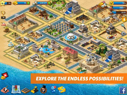Tropic Paradise Sim: Town Building City Island Bay 1.0.10 screenshots 8