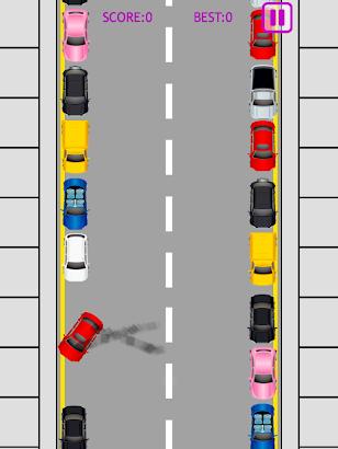 Drifting parallel parking- screenshot thumbnail