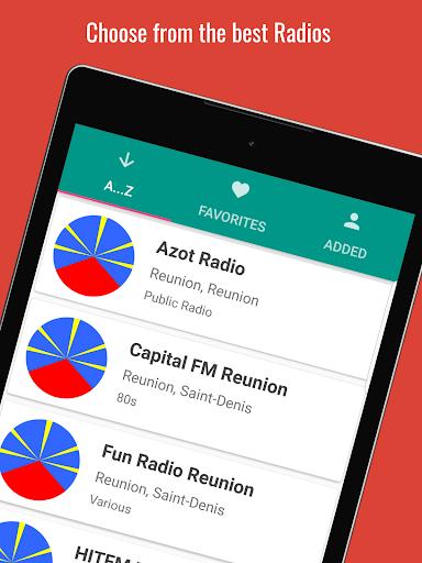 Radio Reunion ??? 1.0 screenshots 8