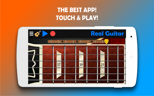 Real Guitar - Play the guitar never been so easy! 5.3 Screenshots 6