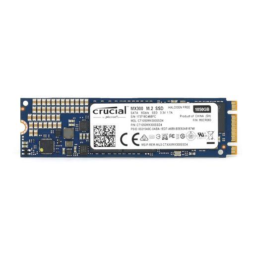 Ổ cứng SSD Crucial MX300 1050GB M.2 2280 (CT1050MX300SSD4)