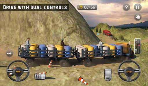 USA Truck Driving School: Off-road Transport Games 1.10 screenshots 15