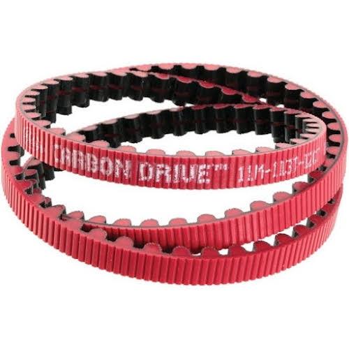 Gates CDX CenterTrack Belt - 118T Red