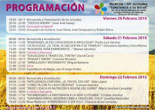 Photo: Programa Jornadas