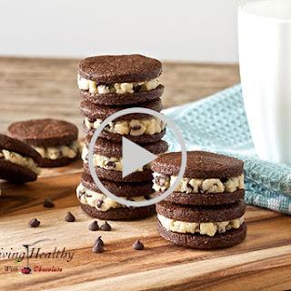 Cookie Dough Oreos • Paleo, grain-free, gluten-free, dairy-free, soy-free