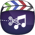 Video to Mp3 cutter- video converter icon