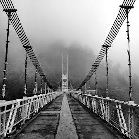 by Sayan Bhattacharya - Buildings & Architecture Bridges & Suspended Structures ( bridge )