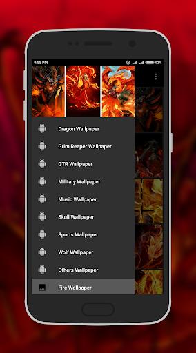 Fire Wallpaper 1.1 screenshots 2