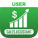 Sales Assistant User icon