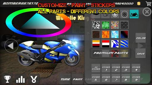 Motorbike - Wheelie King 2 - King of wheelie bikes 1.0 screenshots 17