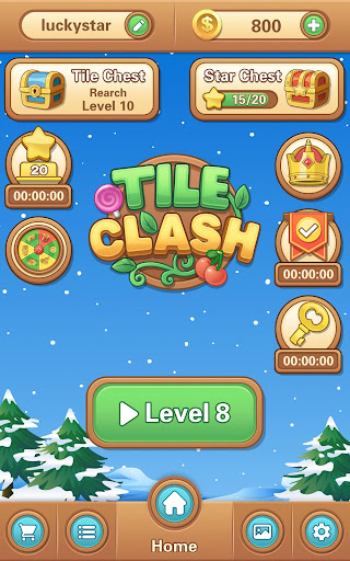 Tile Clash-Block Puzzle Jewel Matching Game 1.0.18 12