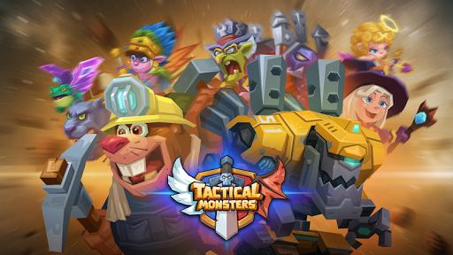 Tactical Monsters Rumble Arena -Tactics & Strategy  screenshots 21