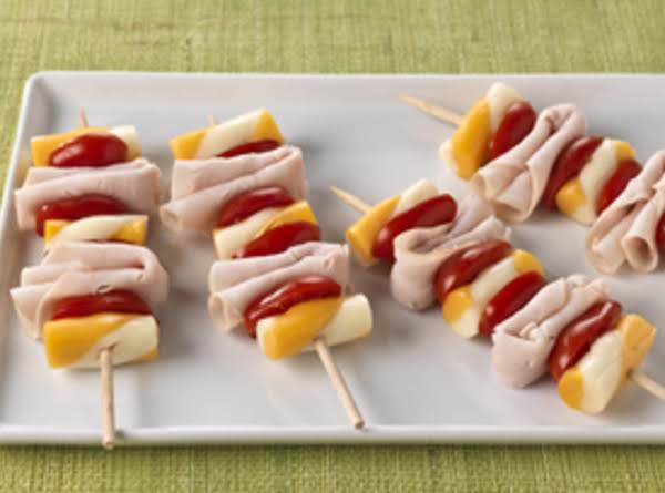 Twister Turkey Kabobs Recipe