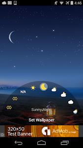 Weather Live Wallpaper 2015 v1.3