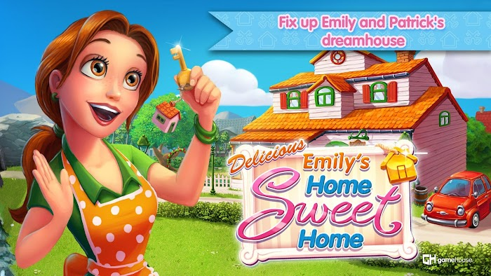 Delicious Emilys Home Sweet...- screenshot