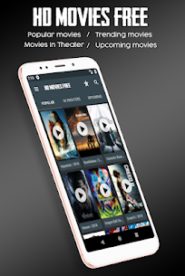 HD Movies Free – Free Movies & Movie Trailers App Download For Android 1