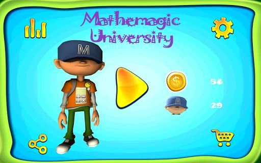 Mathemagic University