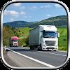 De côte Truck Driver 3D