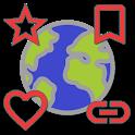 Link URL Bookmark (TRIAL) icon
