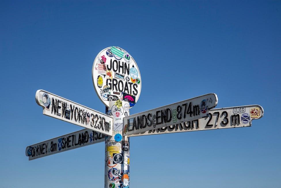 John O'Groats, Szkocja