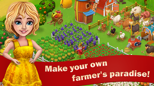 Sunny Fields: Farm Adventures  captures d'écran 1
