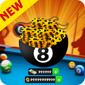 8Ball Pool free coins & cash rewards last version