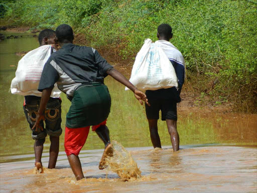 No one has drowned' in Garissa floods