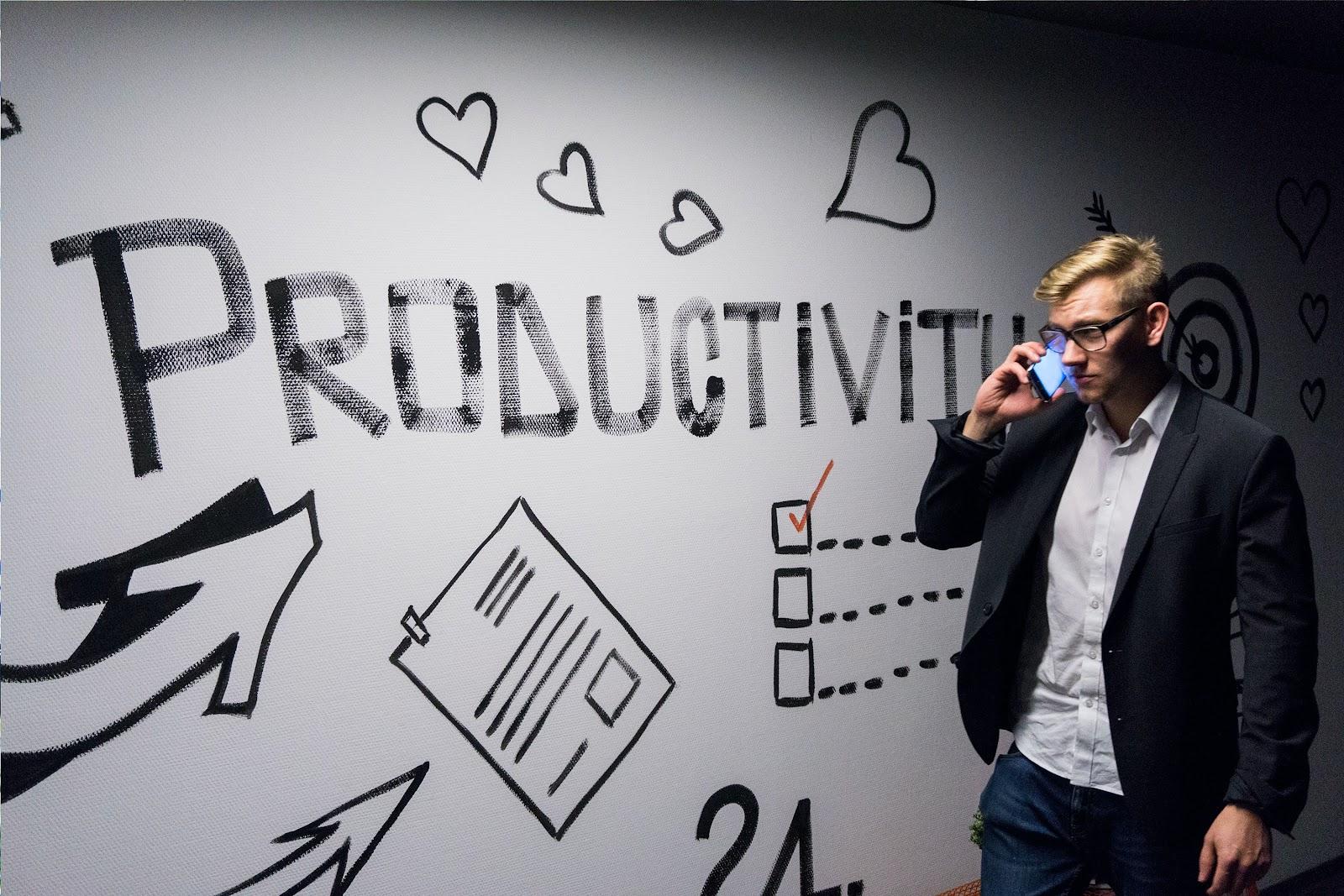 Productivity, technician ring groups