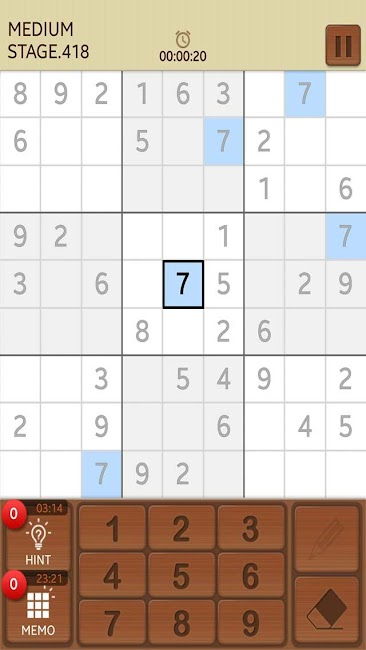 #10. Sudoku Mania (Android)