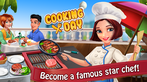 Cooking Day - Top Restaurant Game 2.3 androidappsheaven.com 9