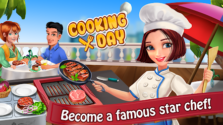 Cooking Day - Top Restaurant Game APK screenshot thumbnail 8