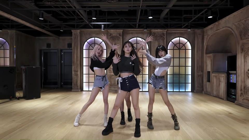 BLACKPINK - 'Lovesick Girls' DANCE PRACTICE VIDEO 1-34 screenshot
