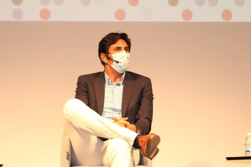 Antonio Lorente Lamarca, expresidente de AJE Almería.