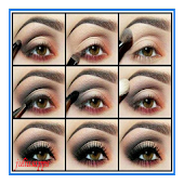 how to do eye makeup