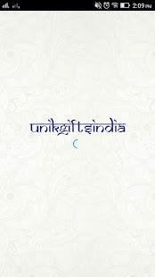UnikGiftsIndia - náhled