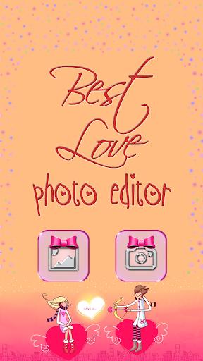 最高の愛写真編集者