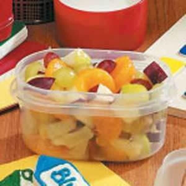 Easy Fruit Salad Recipe The Grandchildren Will Enjoy-