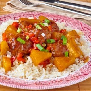 Hoisin Sauce Ginger Pork Pineapple Recipes