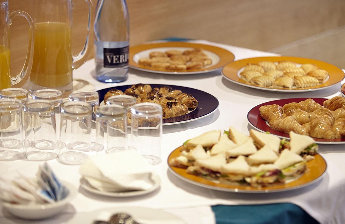 Catering para empresas en Andorra